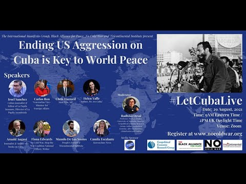 Download Ending US Aggression on Cuba is Key to World Peace
