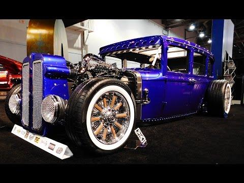 1929 Plymouth Street Rod Diesel The SEMA Show 2016