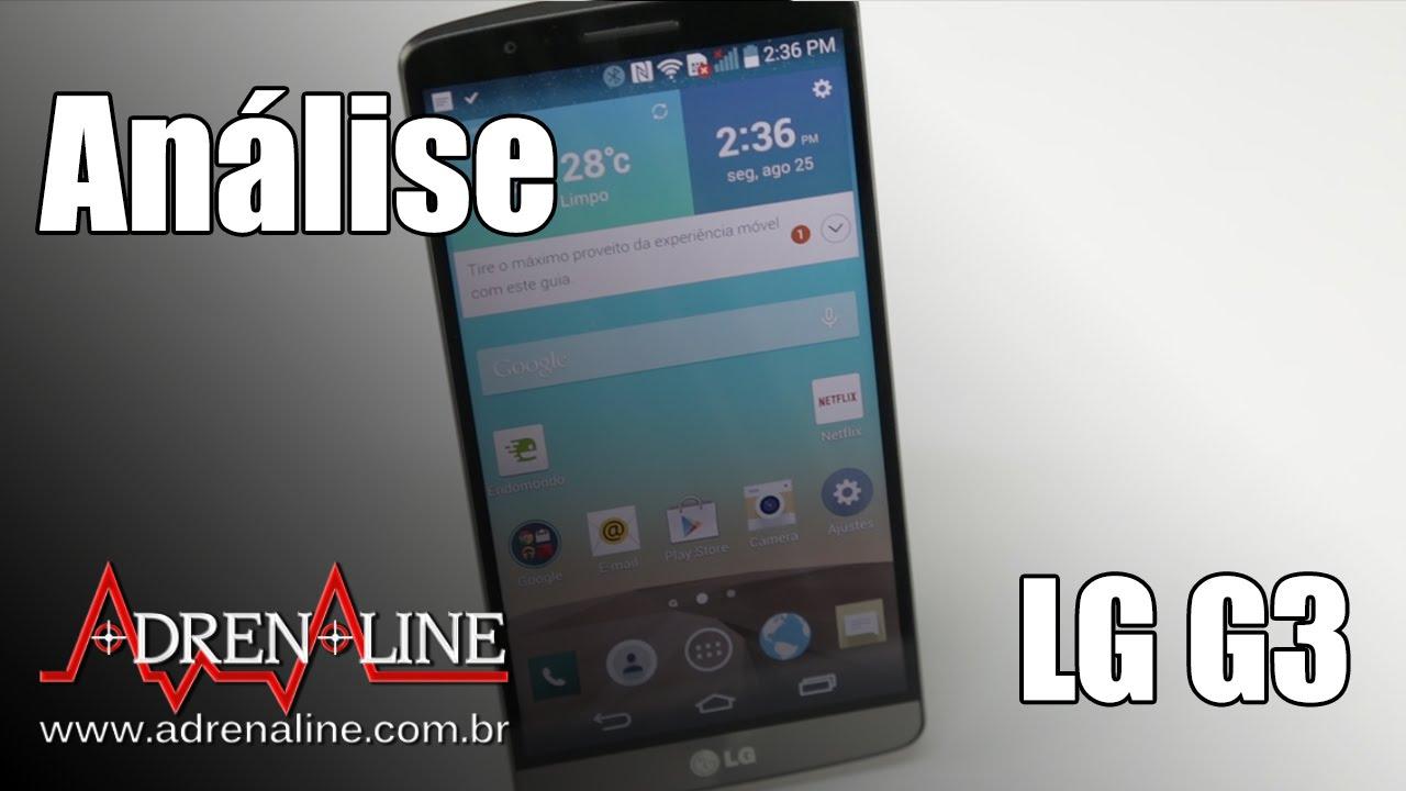Analise Do LG G3