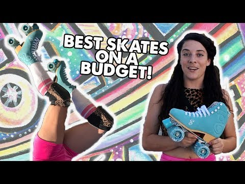 Candi Girl Roller Skate Unboxing & Product Review!