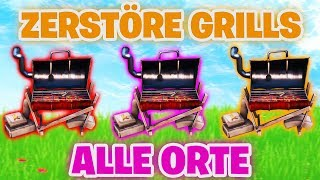 """Destroy Grills with the """"Grill Arsenal"""" harvest tool 🔥 Free Backpack 