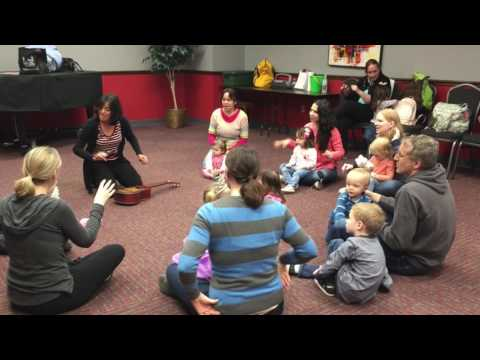 Music Together Classes for Children at Cincinnati Music Academy