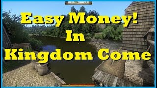 Kingdom Come: Deliverance - Money making method! Stealth killing well armoured guards