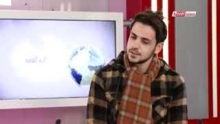 Algerian Music Awards 2015 avec Nacim El Bey - jt culturel de Dzair News tv avec Malik slimani