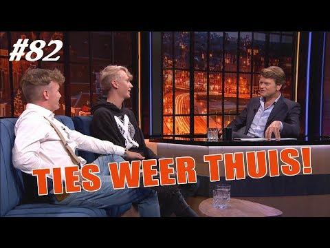 TIES KOMT THUIS en GELIJK naar BEAU (VLOG #82)