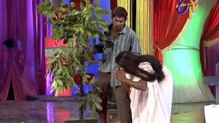 Jabardasth - జబర్దస్త్ -12th June 2014 - Chammak Chandra Performance on 12th June 2014