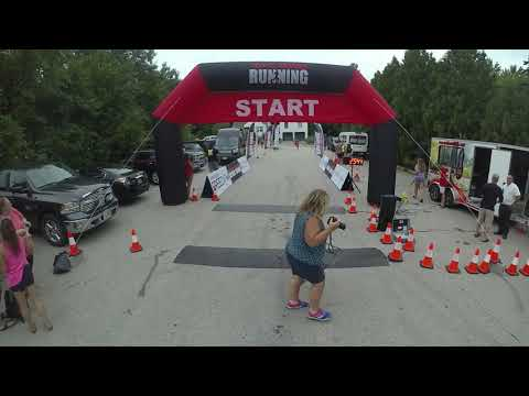 Christmas In July 5K Video Results - 2019