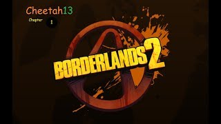 Borderlands 2 - Solo play through. What will I remember??? - Live Stream PC 1080HD/60