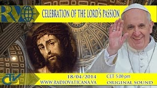 Celebration of the Passion of our Lord
