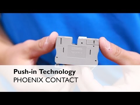 See Push-in Technology in action at PackExpo - Phoenix Contact