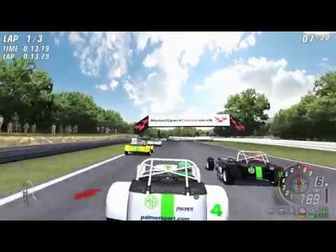 Прохождение toca race driver 3