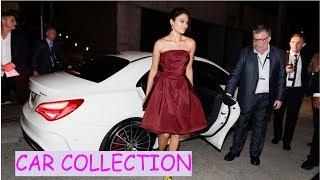 Shanina Shaik car collection