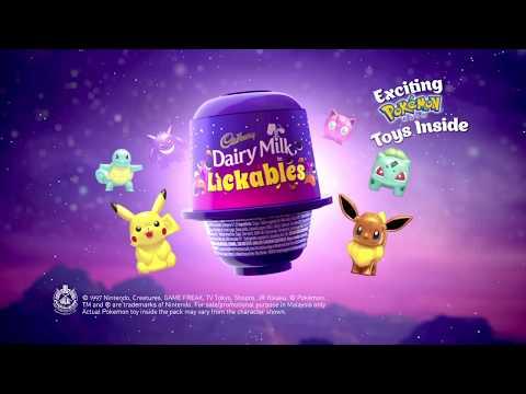 Cadbury Dairy Milk Lickables