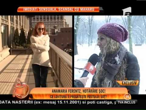 "Anamaria Ferentz: ""Tata nu a făcut parte din viața mea absolut deloc!"""