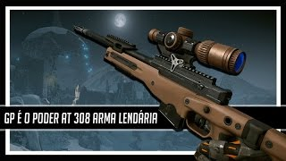 Warface GP's Power # 11 AT 308 Legendary Weapon