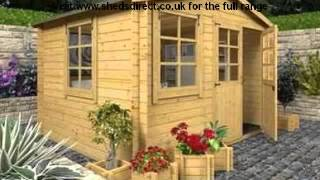 Discount Garden Buildings Direct Manchester  Http://www.shedsdirect.co.uk