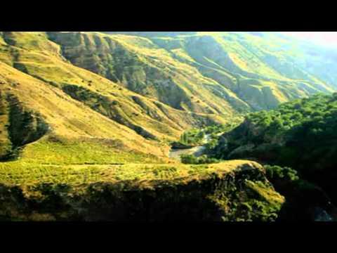Армянский дудук Горы Армении