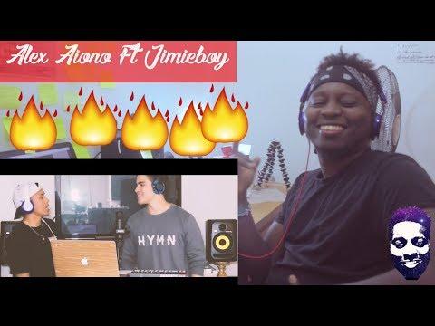 Young Dumb & Broke, Bank Account, & Bodak Yellow Mashup  Alex Aiono mashup ft Jamieboy  REACTION