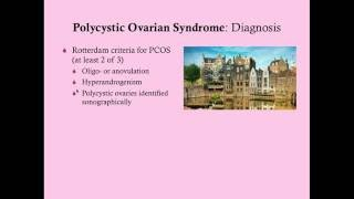 Polycystic Ovarian Syndrome - CRASH! Medical Review Series