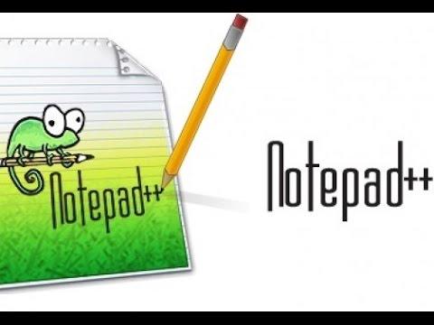 تحميل برنامج notepad