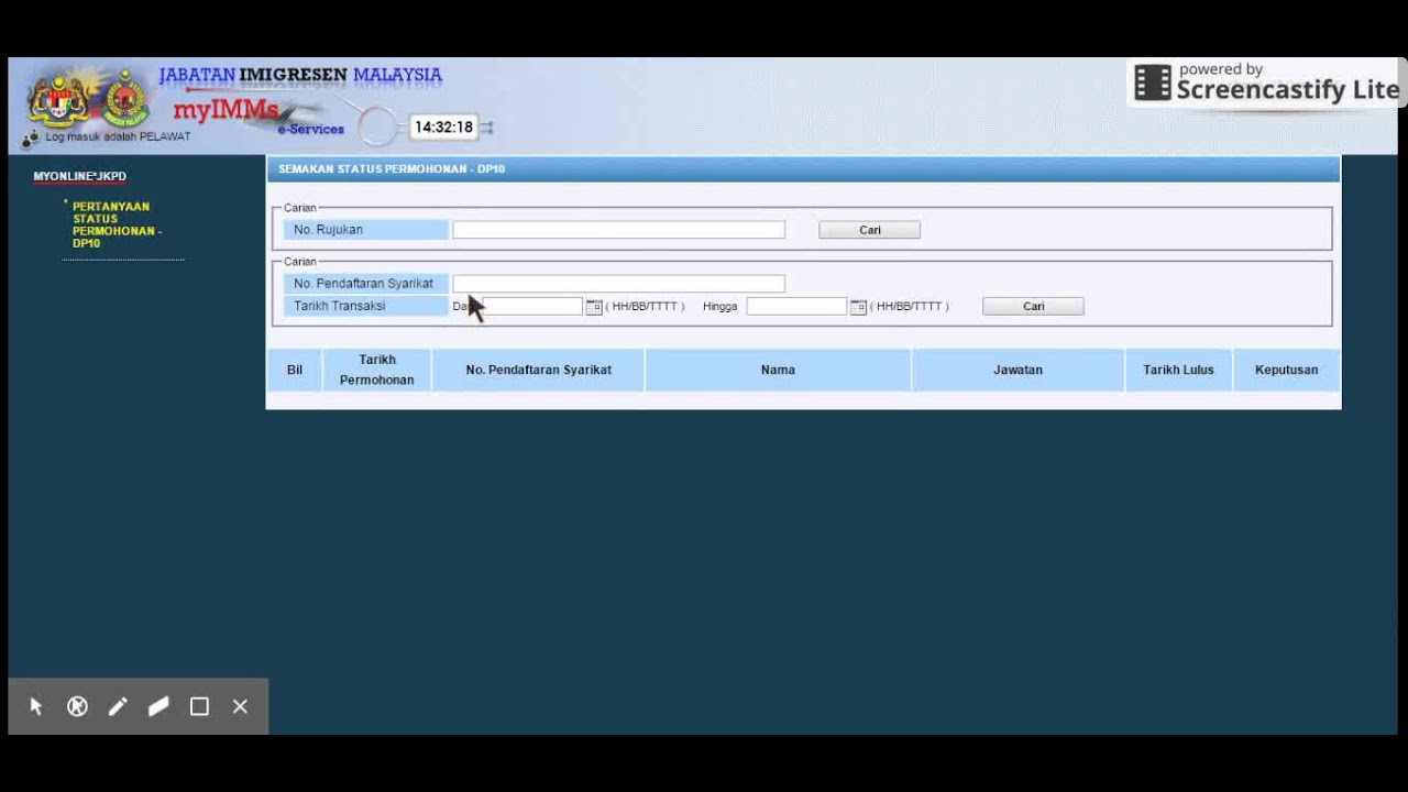 how to chack dp 10 malaysian visa aprovel approval or lulus myimms