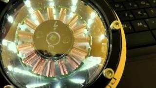 Подробно про реактор железного человека (самоделка) / Iron man ARC reactor (about hommade version)