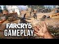 FAR CRY 5 Gameplay Walkthrough & Impressions - I CAN FISH