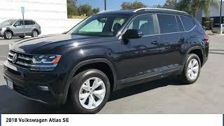 2018 Volkswagen Atlas 2018 Volkswagen Atlas SE FOR SALE in Corona, CA VP3842R