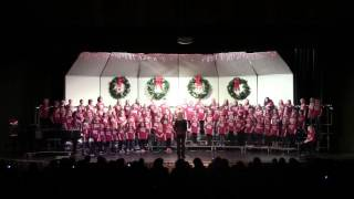 "Spring Lake Elementary Choir - ""Christmas Time is Here"" (from ""A Charlie Brown Christmas"")"