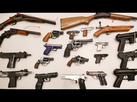 Download Youtube: New California Law Could Reduce Backlog On Gun Seizures   Los Angeles Times