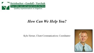 Kyle Hetner: How Can We Help You?