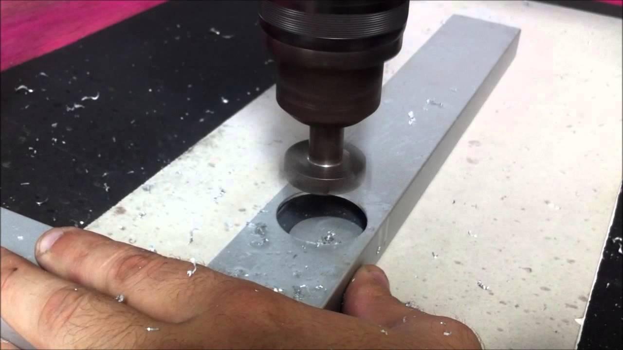 Broca Para Perfil De Aluminio