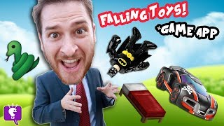 The Incident Game App + Surprises SMASH HobbyGuy! Play and Adventure with HobbyKidsTV