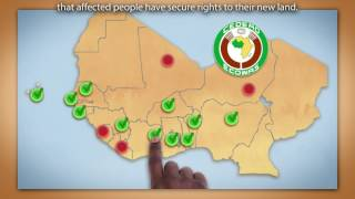 Securing the land rights of people affected by dams in West Africa
