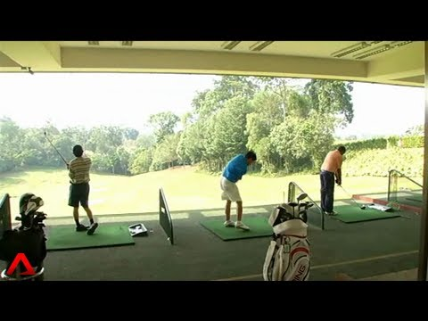 SINGAPORE: Decrease in number of golf clubs will not deter growth of popularity of the sport
