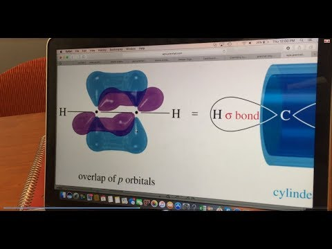 Sp3 Sp2 Sp Hybridization Made Easy! Part 2 - Organic Chemistry