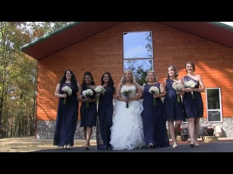 Sally & Jeremy's Wedding Day at the Williamson Homestead - Hot Springs, Arkansas