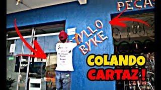 COLANDO CARTAZ DO EVENTO !!