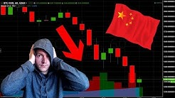 Crypto Gets HAMMERED on BTCChina to Trading Stop. More China Rumors on Horizon