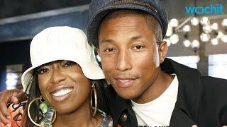 Missy Elliott: New Song 'WTF' Featuring Pharrell