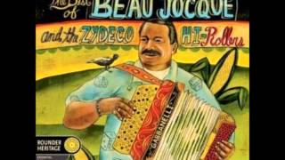 Beau Jocque and the Zydeco HI-Rollers - Give Him Cornbread