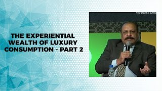 The experiential wealth of luxury