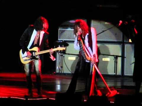Aerosmith - The Other Side - Live Sapporo Dome - 12/10/2011, Sapporo, Japan