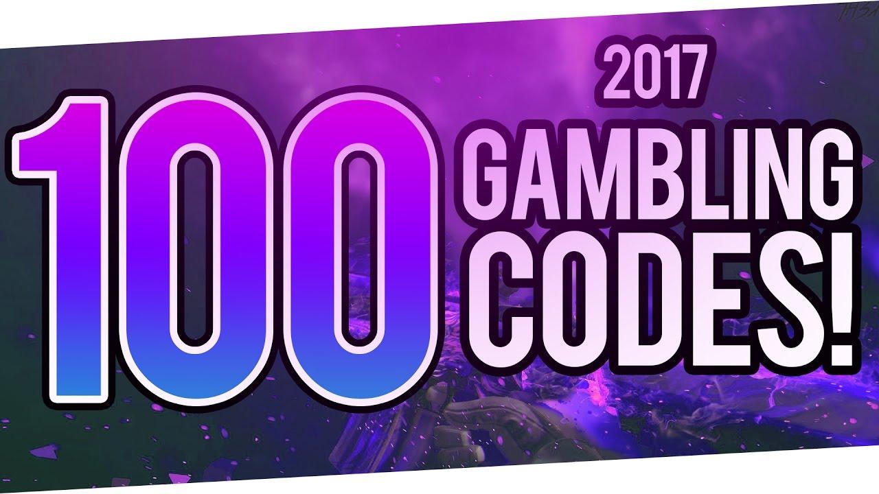 free csgo gambling codes