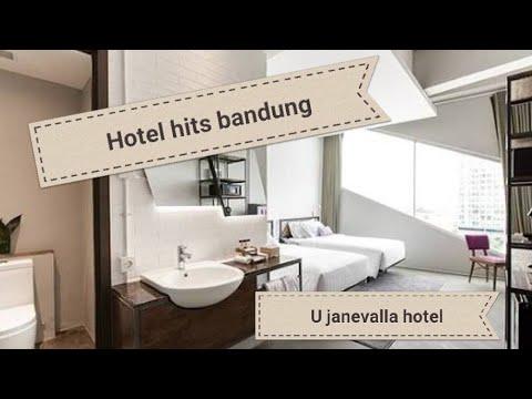 U JANEVALLA BANDUNG HOTEL!MENGINAP DISINI BIKIN MALAS CHECK OUT