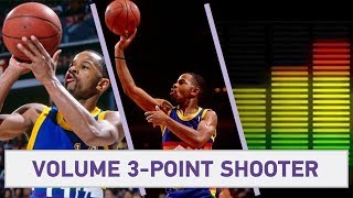 WHO Was The First Volume 3-Point Shooter?