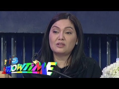 It's Showtime: Maricel Soriano on Team Teddy