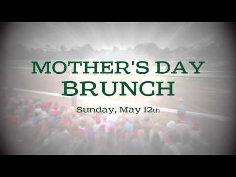 New Jersey Cable TV Spot--Mother's Day at Monmouth Park Racetrack