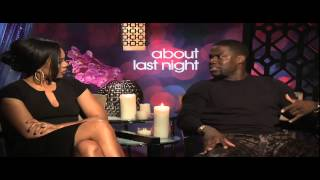 Kevin Hart & Regina Hall on Dating, Sox and Sex