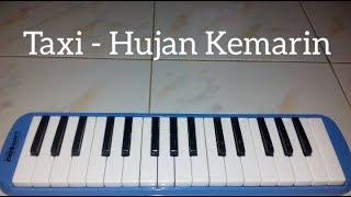 Taxi - Hujan Kemarin ~~ Pianika Cover - Tika Dewi Indriani